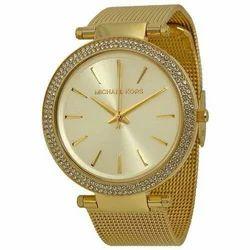 Gold Micheal kors Girls Watch