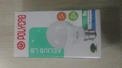 9w Polycab LED Light Bulb