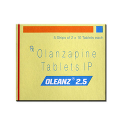 Oleanz Tablets