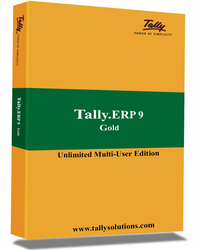 Tally ERP 9 Gold Edition