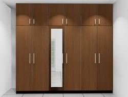 Modular Plywood Wardrobe At Rs 60000 Piece