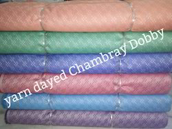 Yarn Dayed Chambray Dobby