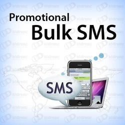 Promotional Bulk SMS Services in Bhiwani by Rudra Technology