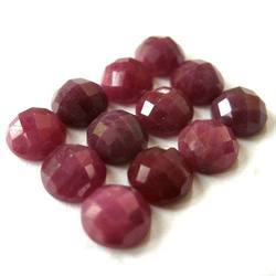 Natural Ruby Gemstone Beads