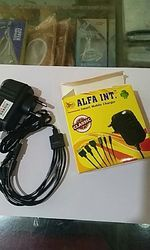 Alfa Int 5in1 Mobile Charger
