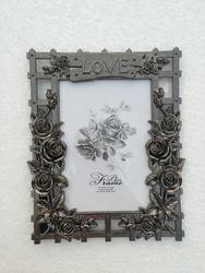 Grey Photo Frame