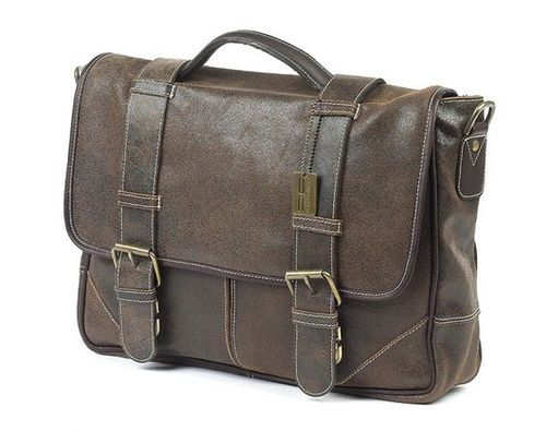 Leather Messenger Bag - Designer Leather Messenger Bag ...