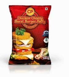 Chicken Cheezy Burst Burger
