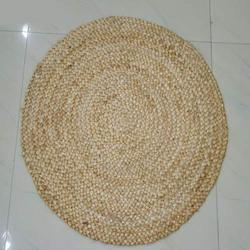 Round Jute Braided Rugs