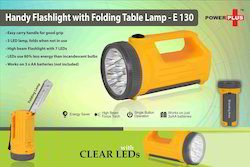 Handy Flashlight with Folding Table Lamp