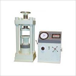 Digital Compression Testing Machine