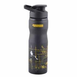 Dubblin Adventure Stainless Steel Bottle- 750 Ml Yellow