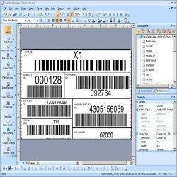 Barcode Label Designing Software
