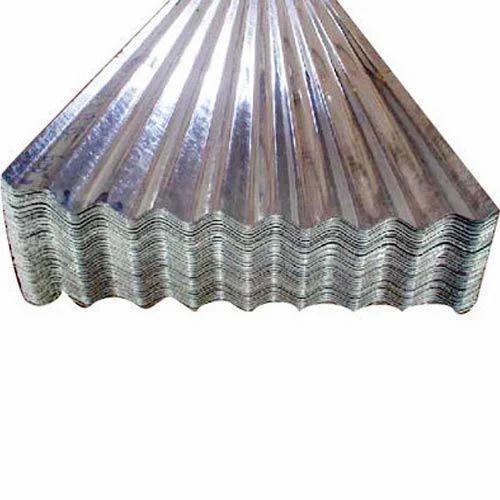 Jindal Gc Sheet At Rs 50 Kilogram S Galvanized Iron