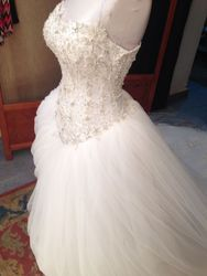 Customized Bridal Gown