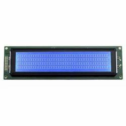 40x4 STN Blue LCD Module
