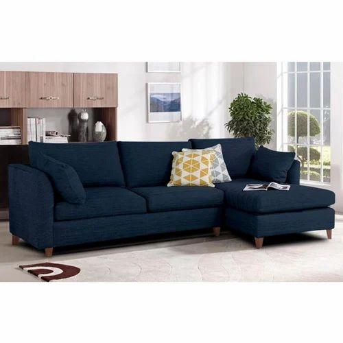 Dark Blue Corner Sofa Sets