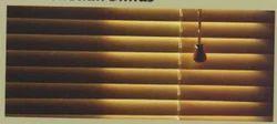 Polyester Vertical PVC Venetian Blinds, For Home