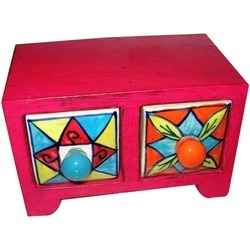 Ceramic Drawer, for Interior Decor