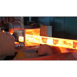In-Line Induction Heating System for Hot Rolling