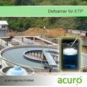Liquid Defoamer For Etp, 50 Kg Drum