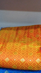 Bangalori Printed Silk Fabric