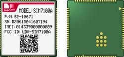 SIM7100A Modules