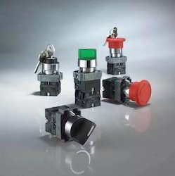 Teknic Type Push Button