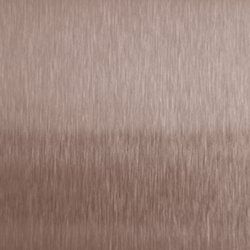 Brown Brush Colored Stainless Steel Sheet