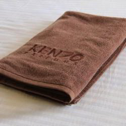 Customized Embroidered Kenzo Towels
