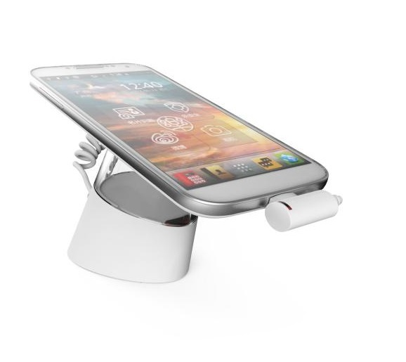 Plastic Mobile Display Security Stand, SSS2135W
