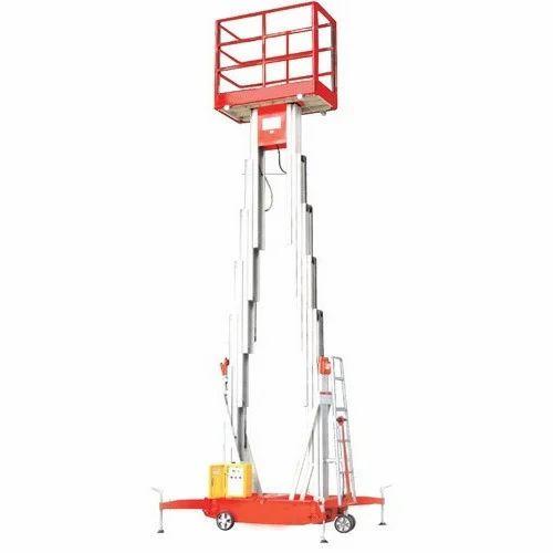 Dual Aerial Work Platform at Rs 357900 /unit | Bowenpally ...