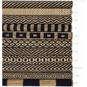 100 X 140 cm Assorted Natural Fiber Rugs