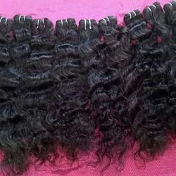 Raw Indian Human Hair