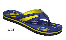 Poddar Gents Casual Slipper