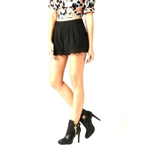 Black Casual Girl Shorts Dress, Priyank Corporation