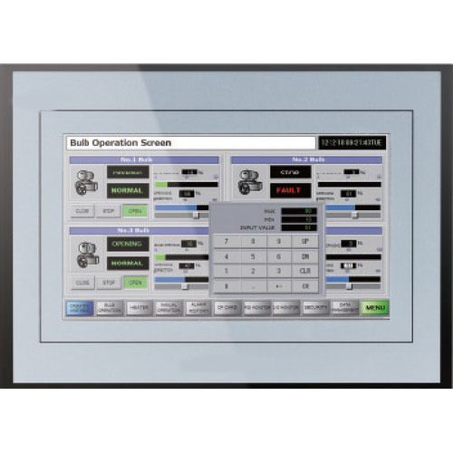 Fuji Monitouch HMI Panel, Hmi Panels | Greater Kailash