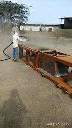 Copper Blasting Service