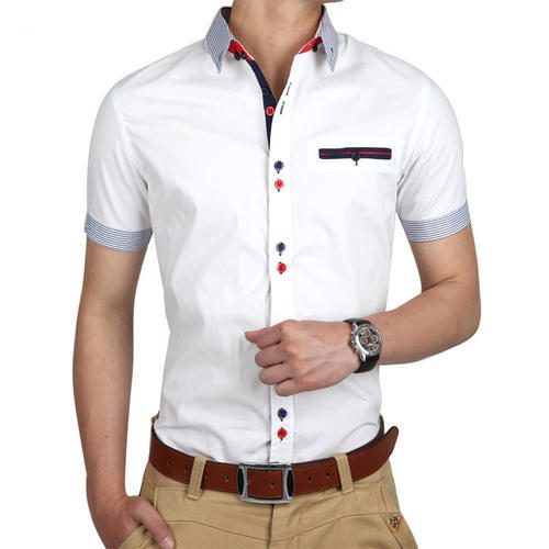 d3ac16ea Mens Stylish Half Sleeves Shirt at Rs 500 /piece | Mumbai | ID ...