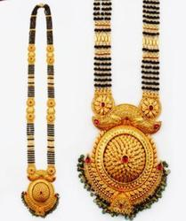 Nepali Mangalsutra Designs