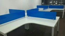 Desk model workstation