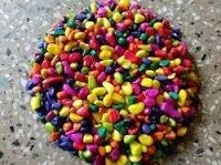 Coloured Mix Pebbles
