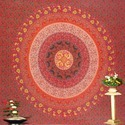 Indian Mandala Bedsheet