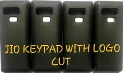 Black Jio Phone Cover