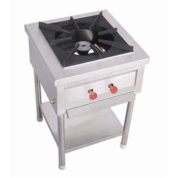 Stock Pot Cooking Range