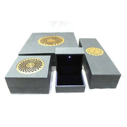 LED Heritage Jewelry Boxes