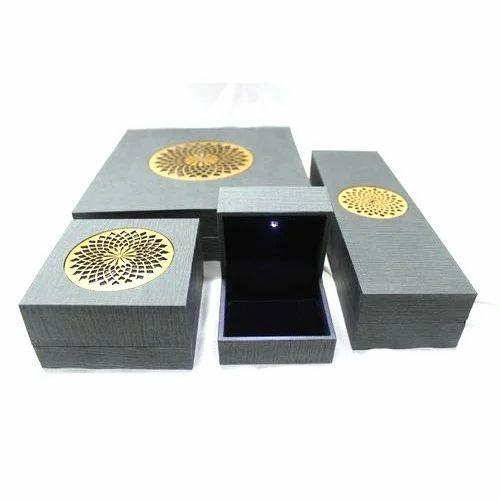 Led Heritage Jewelry Boxes Led Jewellery Boxes Packbee Mumbai