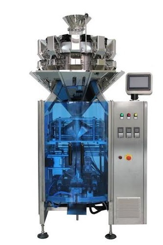 Automatic Weigher Filling Machine, 220 V/440 V, Capacity: 1000-2000 pouch per hour