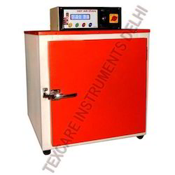 Microprocessor Based Hot Air Oven