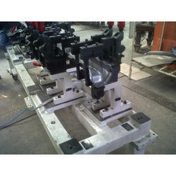 Welding Jigs and Fixtures 3D Inspection
